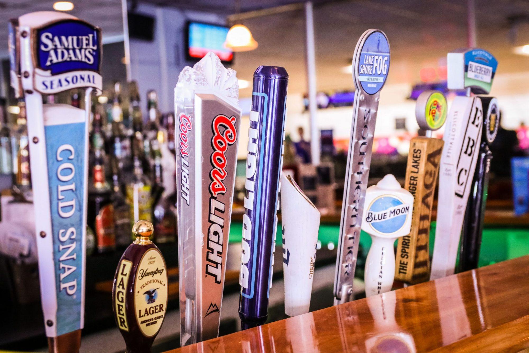 Enjoy Our Full-Service Bar & Restaurant